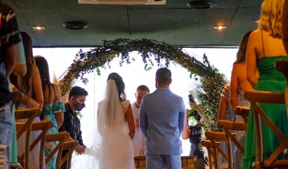 O casamento de Jean e Amanda em Itapema, Santa Catarina