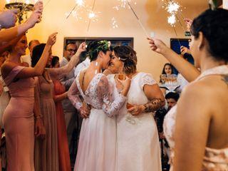 O casamento de Katriane e Karen
