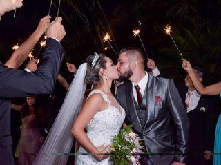 O casamento de Hellen e Rodrigo