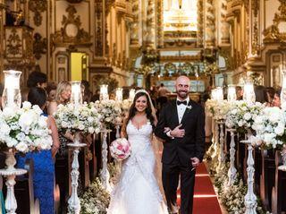 O casamento de Deborah e Ricardo