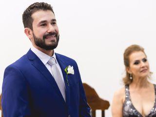 O casamento de Thallita e Carlos 3