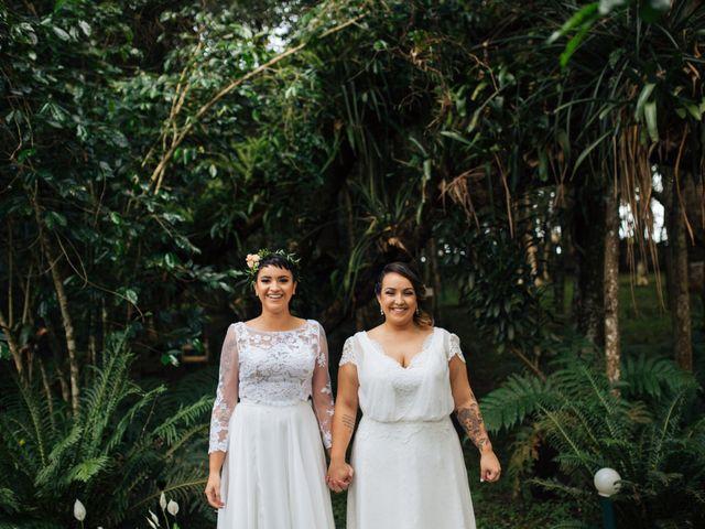 O casamento de Karen e Katriane em Curitiba, Paraná 87
