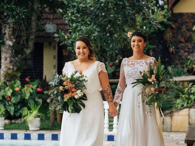 O casamento de Karen e Katriane em Curitiba, Paraná 88