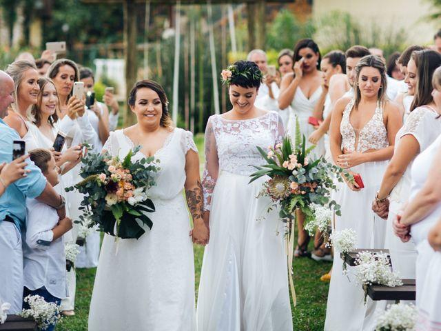O casamento de Karen e Katriane em Curitiba, Paraná 93