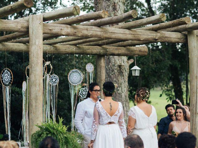 O casamento de Karen e Katriane em Curitiba, Paraná 98