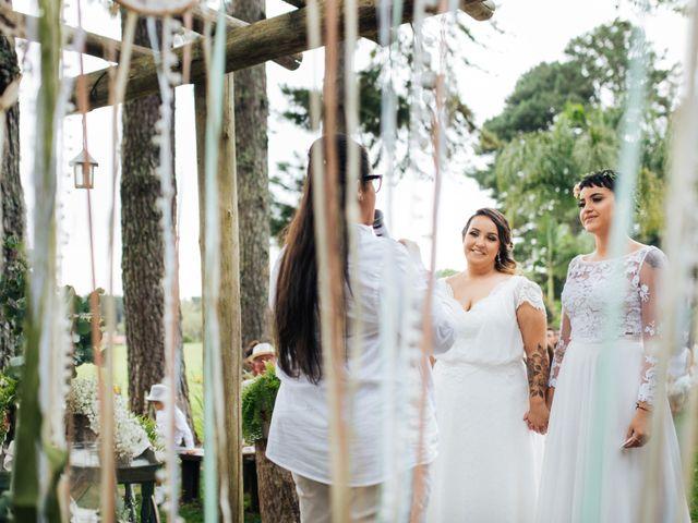 O casamento de Karen e Katriane em Curitiba, Paraná 107