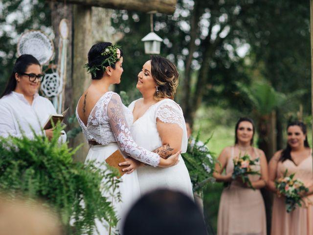 O casamento de Karen e Katriane em Curitiba, Paraná 122