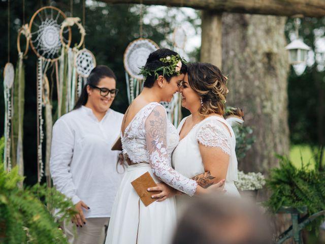 O casamento de Karen e Katriane em Curitiba, Paraná 123