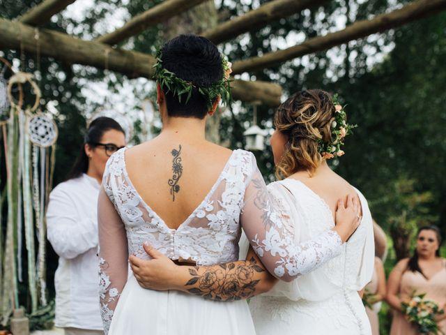 O casamento de Karen e Katriane em Curitiba, Paraná 124