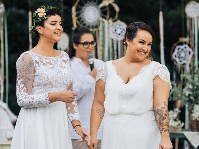 O casamento de Karen e Katriane em Curitiba, Paraná 128
