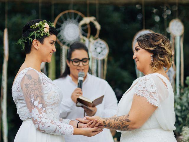 O casamento de Karen e Katriane em Curitiba, Paraná 133