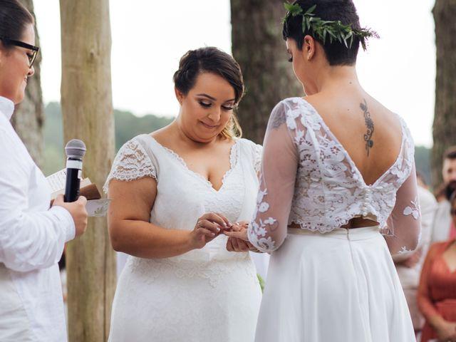 O casamento de Karen e Katriane em Curitiba, Paraná 135