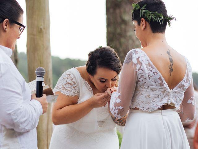 O casamento de Karen e Katriane em Curitiba, Paraná 136