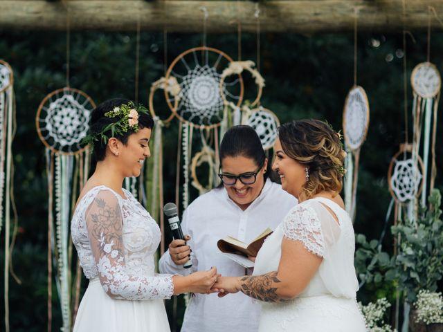 O casamento de Karen e Katriane em Curitiba, Paraná 137