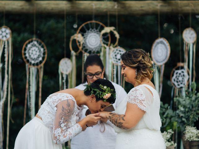 O casamento de Karen e Katriane em Curitiba, Paraná 138
