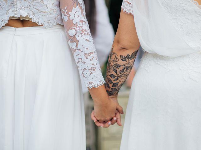 O casamento de Karen e Katriane em Curitiba, Paraná 139