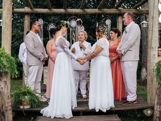 O casamento de Karen e Katriane em Curitiba, Paraná 146