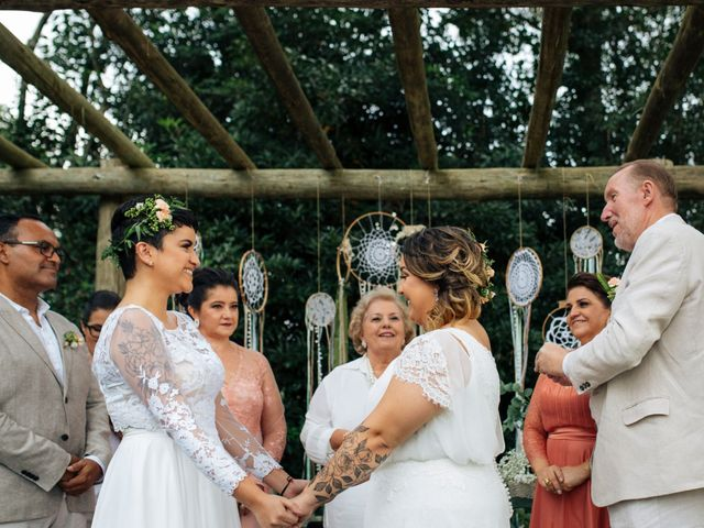 O casamento de Karen e Katriane em Curitiba, Paraná 147
