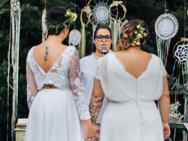 O casamento de Karen e Katriane em Curitiba, Paraná 148