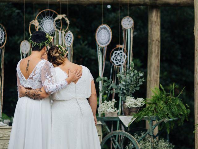 O casamento de Karen e Katriane em Curitiba, Paraná 149