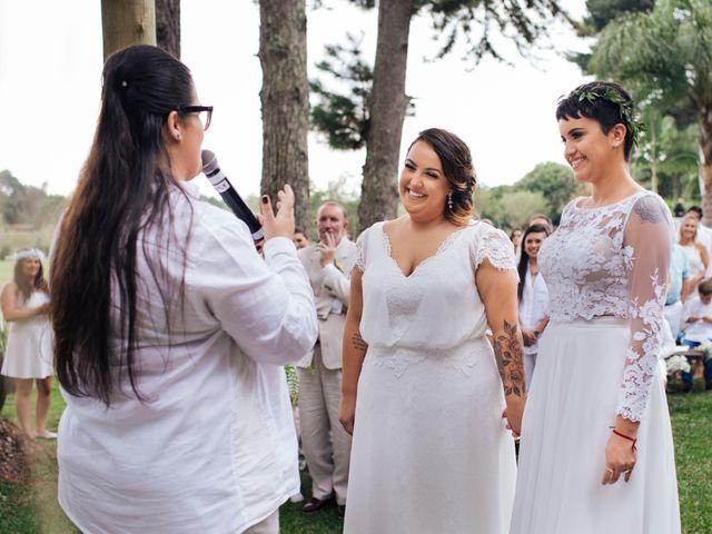 O casamento de Karen e Katriane em Curitiba, Paraná 150