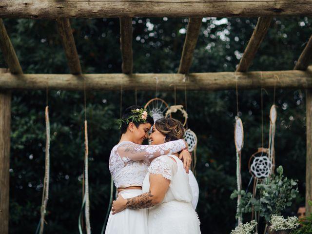 O casamento de Karen e Katriane em Curitiba, Paraná 153