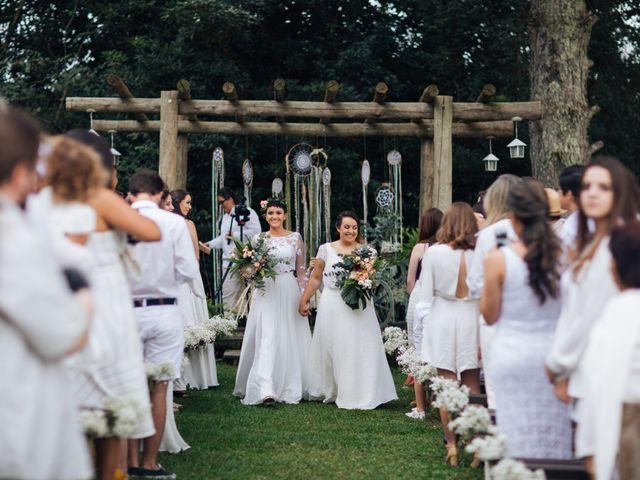 O casamento de Karen e Katriane em Curitiba, Paraná 155