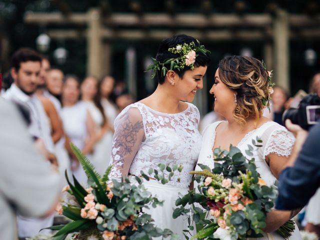 O casamento de Karen e Katriane em Curitiba, Paraná 156