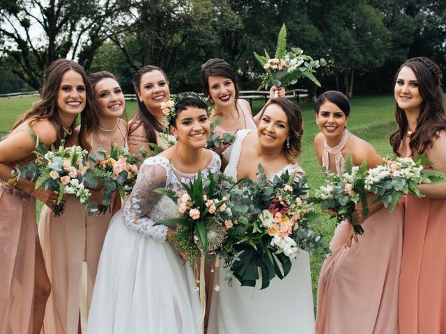 O casamento de Karen e Katriane em Curitiba, Paraná 159