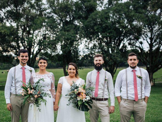O casamento de Karen e Katriane em Curitiba, Paraná 164