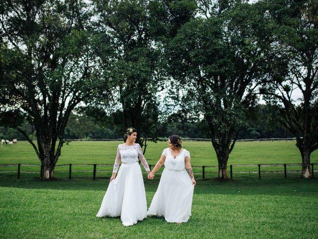 O casamento de Karen e Katriane em Curitiba, Paraná 165