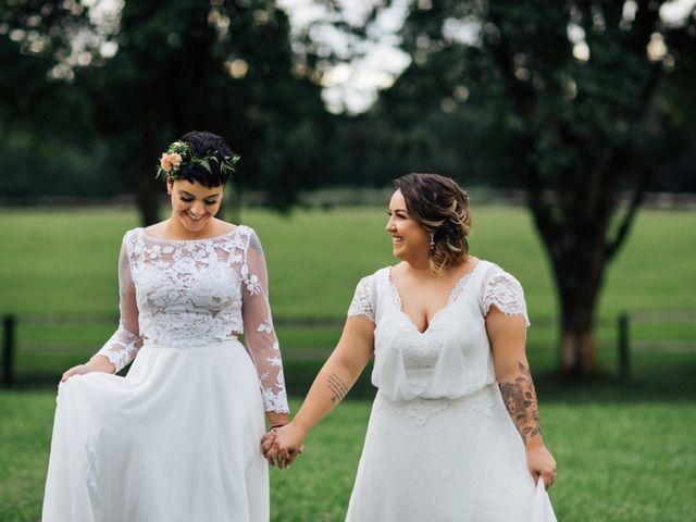 O casamento de Karen e Katriane em Curitiba, Paraná 166