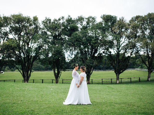 O casamento de Karen e Katriane em Curitiba, Paraná 167