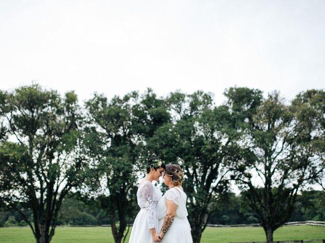 O casamento de Karen e Katriane em Curitiba, Paraná 168