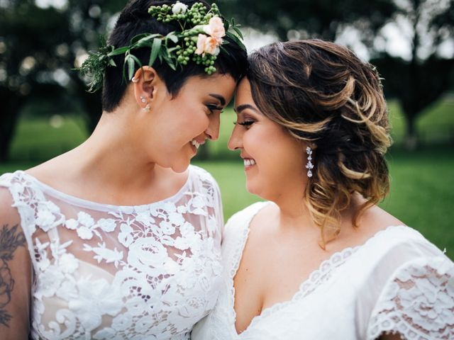 O casamento de Karen e Katriane em Curitiba, Paraná 169