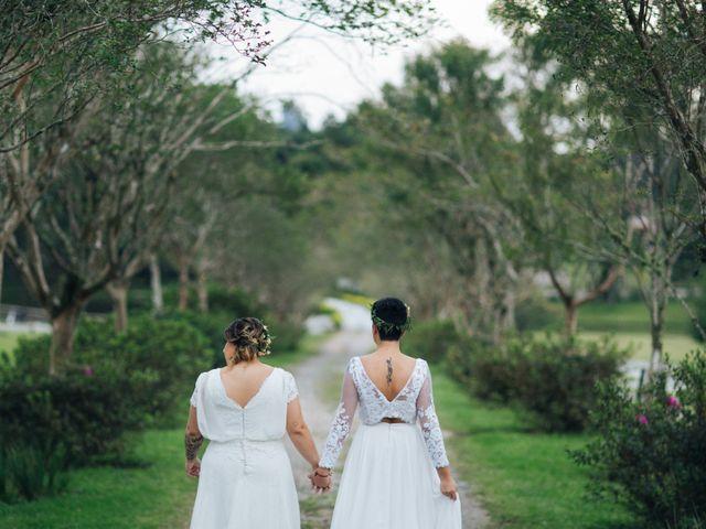 O casamento de Karen e Katriane em Curitiba, Paraná 170