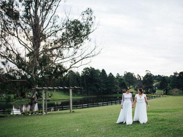 O casamento de Karen e Katriane em Curitiba, Paraná 173