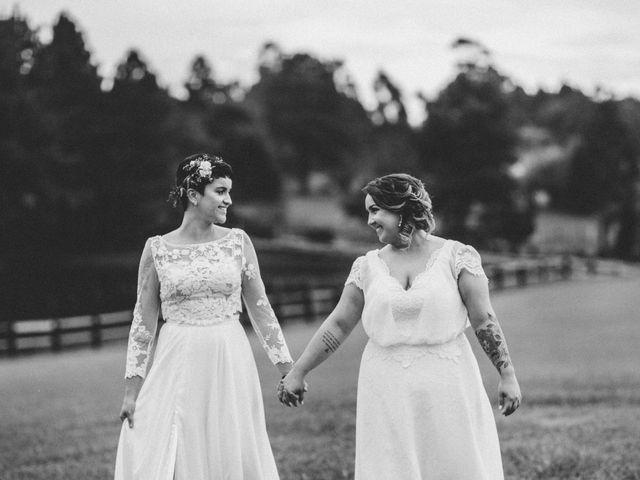 O casamento de Karen e Katriane em Curitiba, Paraná 174