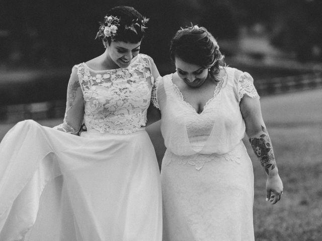 O casamento de Karen e Katriane em Curitiba, Paraná 175