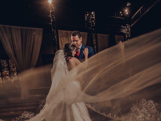 O casamento de Gaby e Douglas