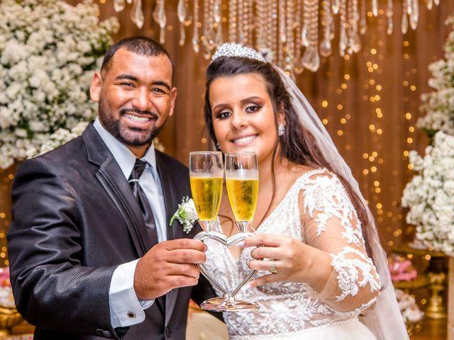 O casamento de Andrea e Guilherme
