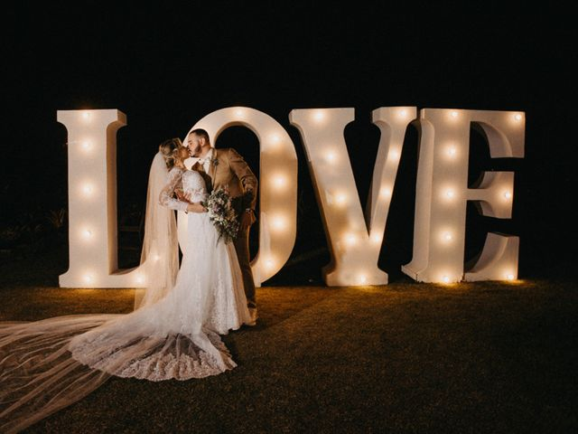 O casamento de Barbara e Danilo