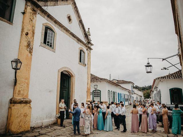 O casamento de Fábio e Bárbara em Parati, Rio de Janeiro 13