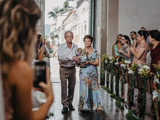 O casamento de Fábio e Bárbara em Parati, Rio de Janeiro 46