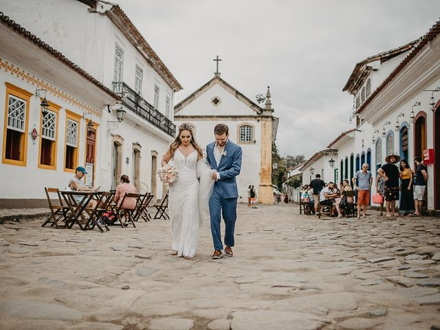 O casamento de Fábio e Bárbara em Parati, Rio de Janeiro 57