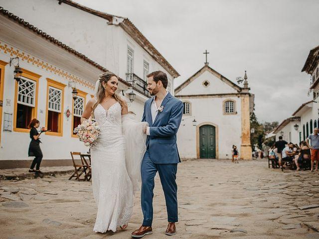 O casamento de Fábio e Bárbara em Parati, Rio de Janeiro 58