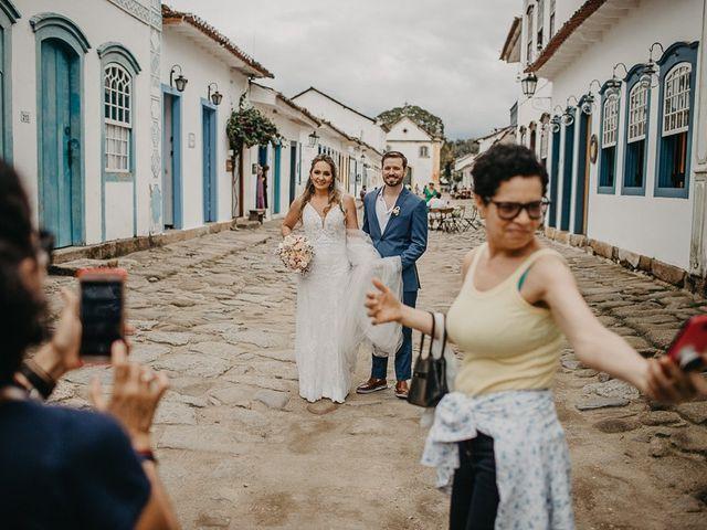 O casamento de Fábio e Bárbara em Parati, Rio de Janeiro 59