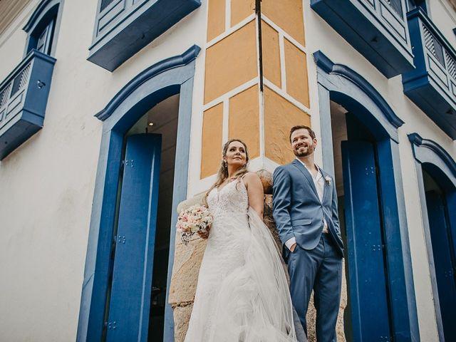 O casamento de Fábio e Bárbara em Parati, Rio de Janeiro 60