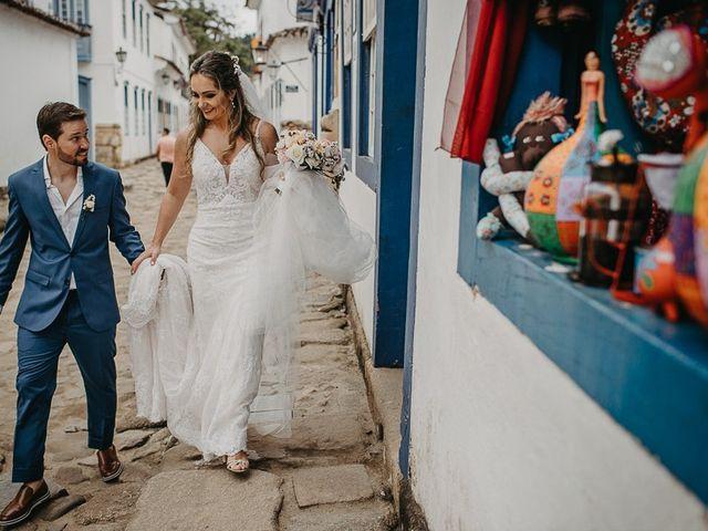 O casamento de Fábio e Bárbara em Parati, Rio de Janeiro 61