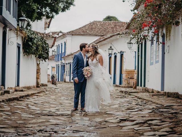 O casamento de Fábio e Bárbara em Parati, Rio de Janeiro 63